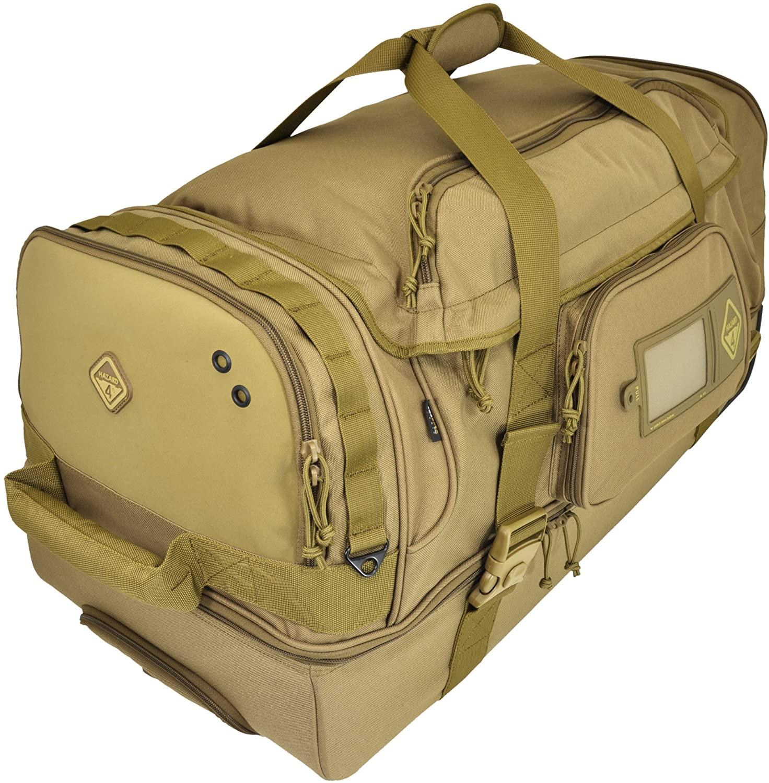 HAZARD 4 Shoreleave: Compartmentalized Rolling Luggage