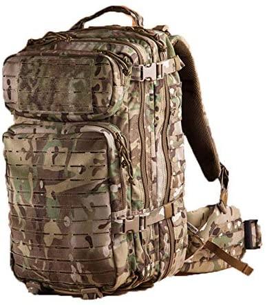 ZhaJunBag Assault Backpack Removable Operator Pack Backpack Military Equipment Hunting Bag