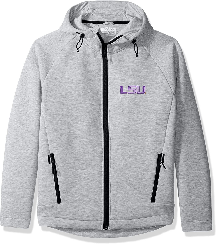 NCAA Titan Insignia Full Zip Hooded Jacket