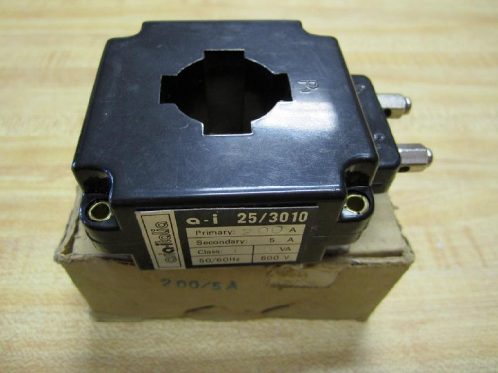 Asia-Italia 25/3010 Coil 200A 600V