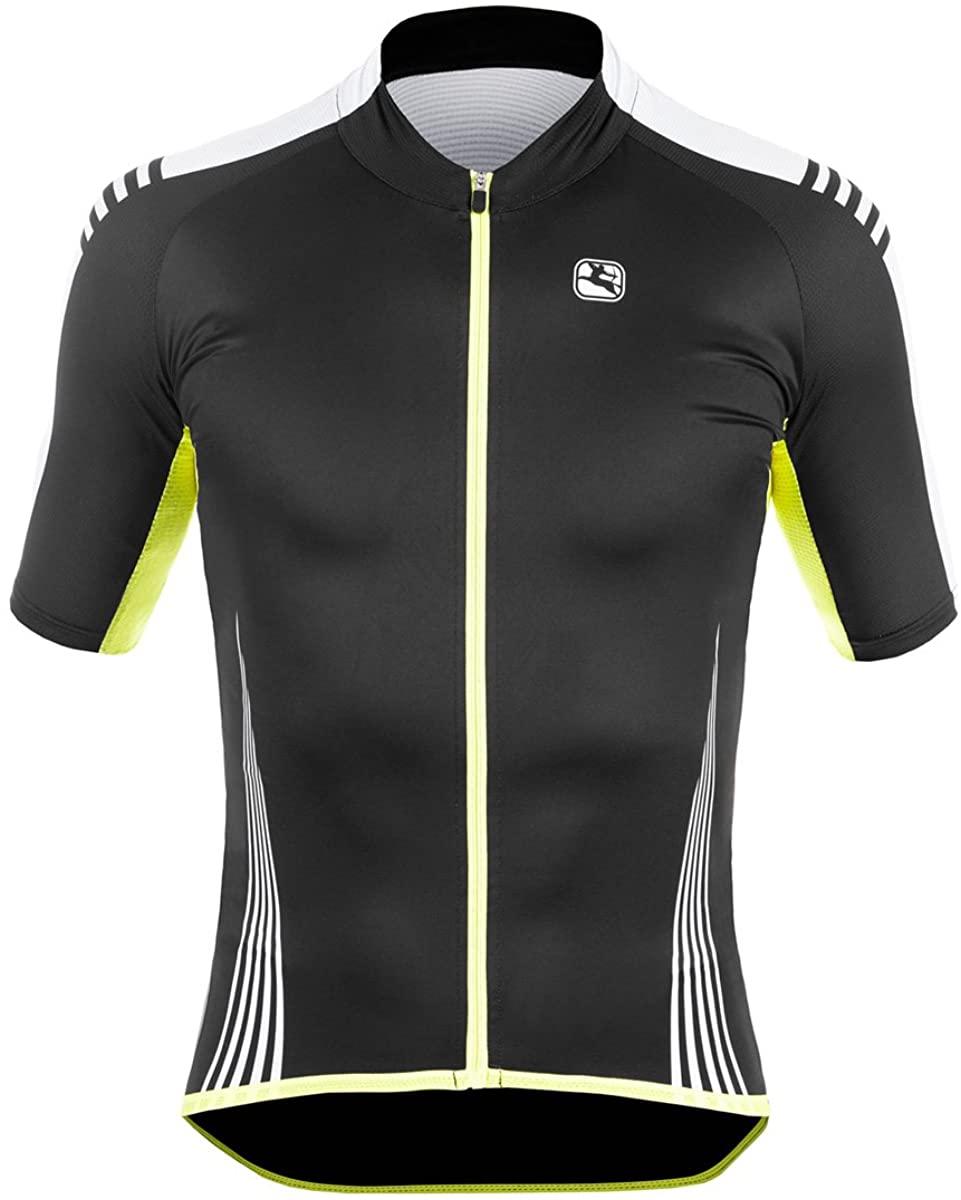 Giordana Mens Sahara Short Sleeve Cycling Jersey - GI-S6-SSJY-SAHA