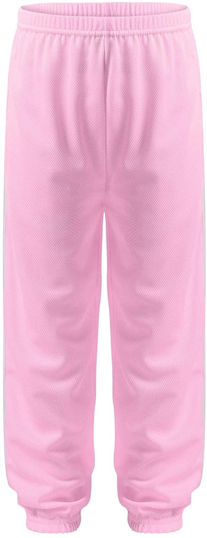 iiniim Kids Boys Girls Loose Harem Pants Sports Dance wear Loose Casual Running Trousers Sweatpants Sports wear