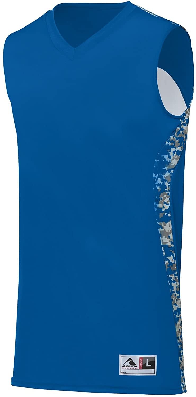 Augusta Sportswear Mens Hook Shot Reversible Jersey