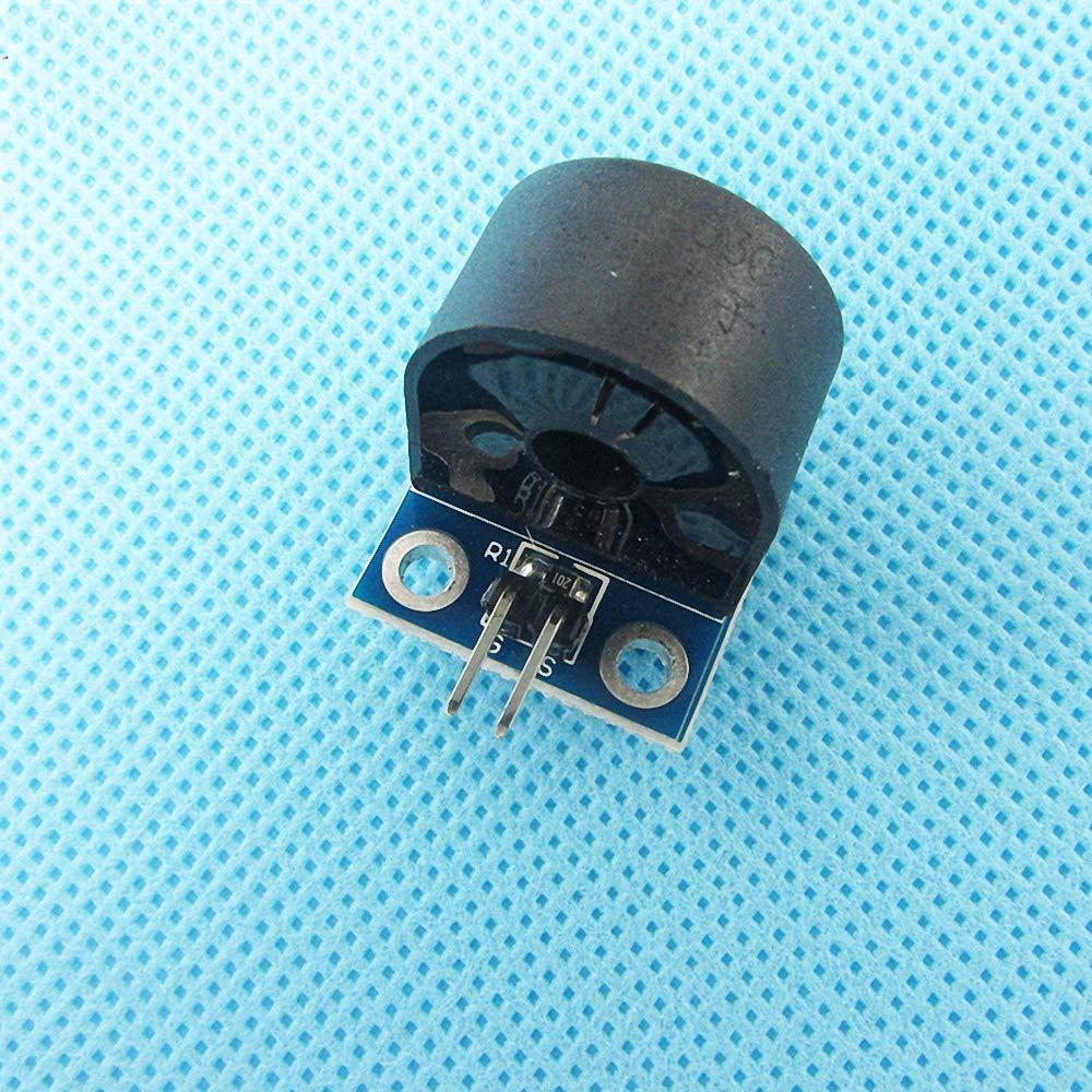 10 pcs 5A Sensor Range of Single-Phase Module Ac Current Sensor Module for Arduino