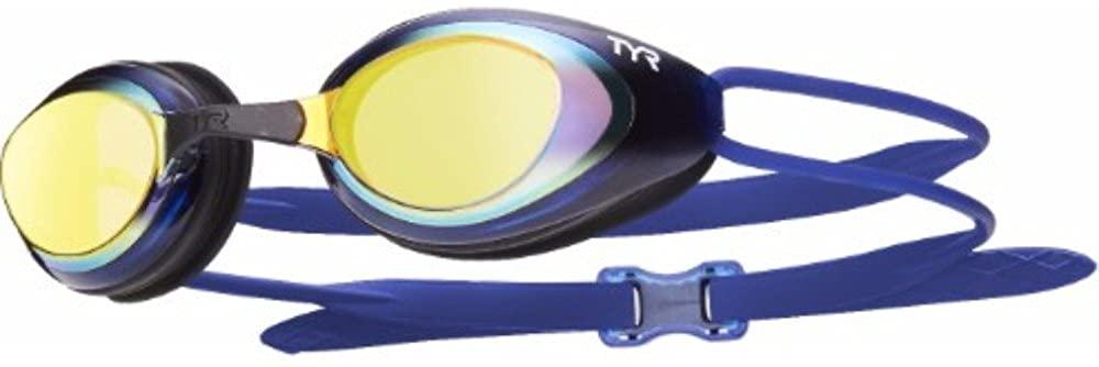 BLACKHAWK Racing polarized goggle Gold Black Navy