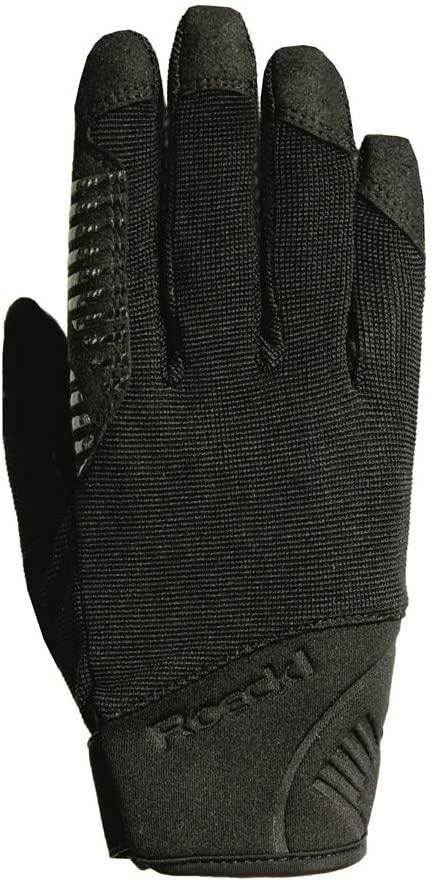 Roeckl Milas Gloves, Black,