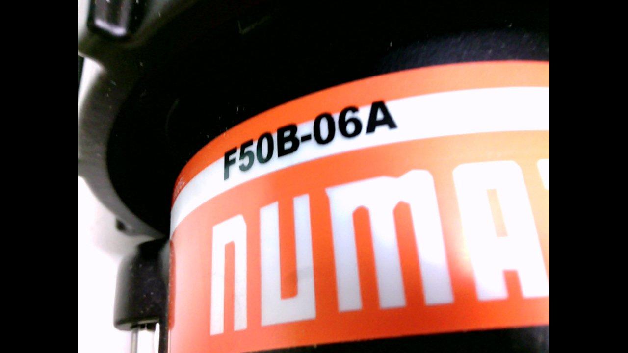 Numatics F50b-06A Particulate Filter 3/4