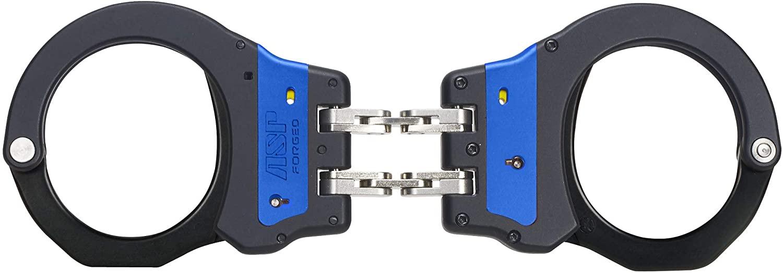 ASP Blue Line Ultra Hinge Cuffs