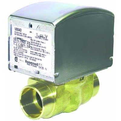 Honeywell V8043 Sweat Fan Coil Valve and Actuator - V8043E1061/U V8043-c24