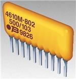 BOURNS 4609X-101-330LF RESISTOR, RES ARRAY, 33 OHM, 1.13W, ±1% (10 pieces)