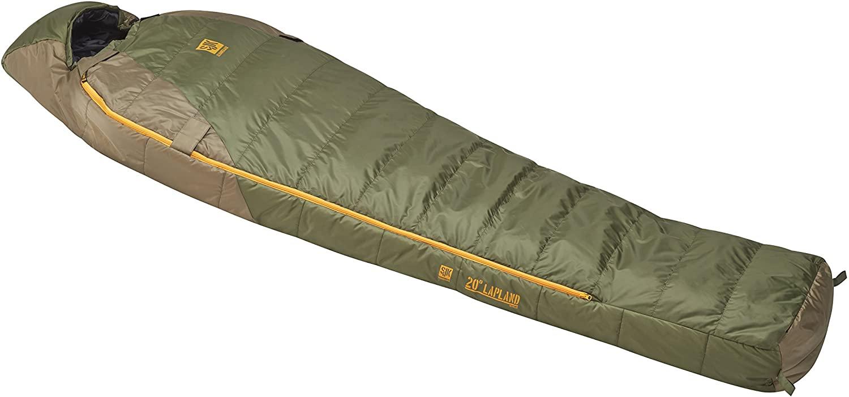 Slumberjack Adult Lapland 20 Degree Long Sleeping Bag