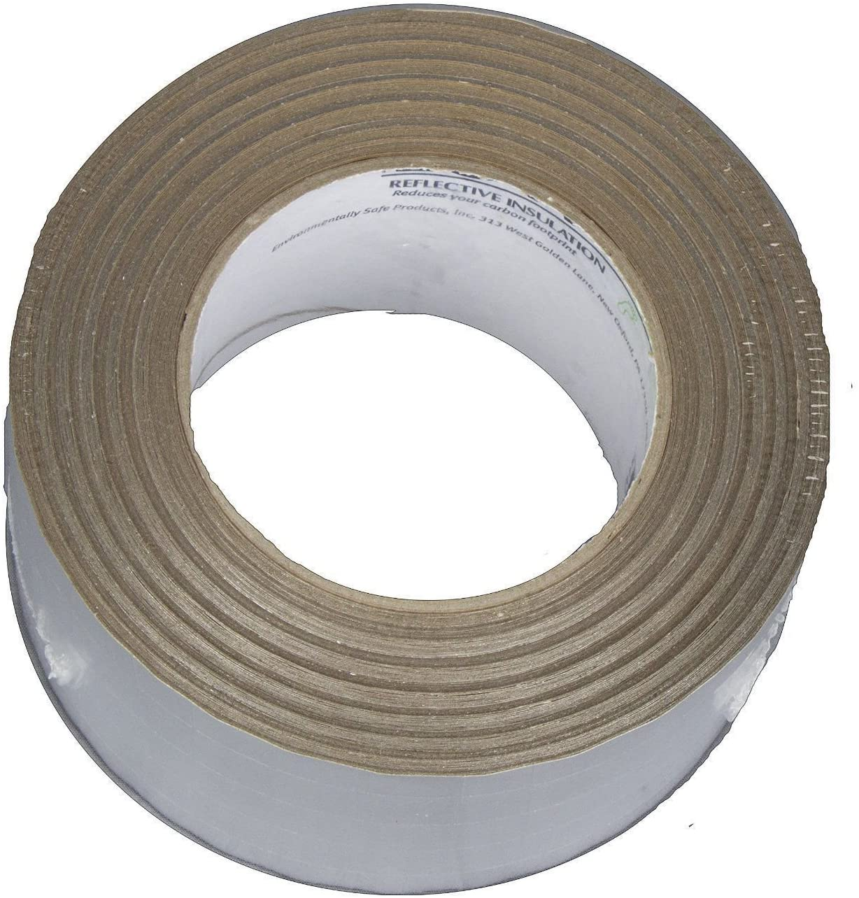 Supershield Heavy Duty Pure Aluminum Scrim-less Tape 3.0in x 150ft ( 50 Yards )