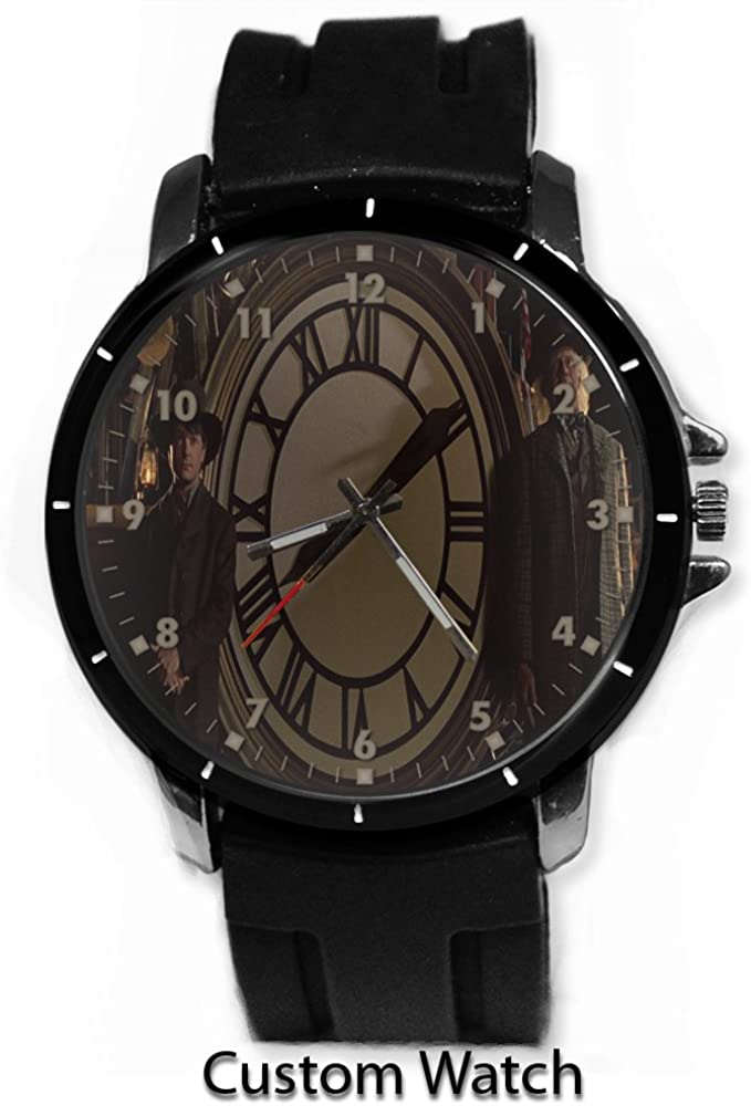 Back to The Future Movie Custom Watch Rubber Band Wrist Watch …