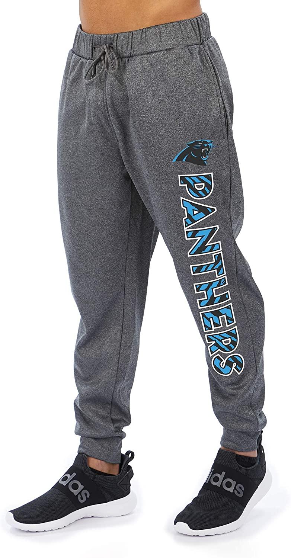 Zubaz NFL Mens Carolina Panthers