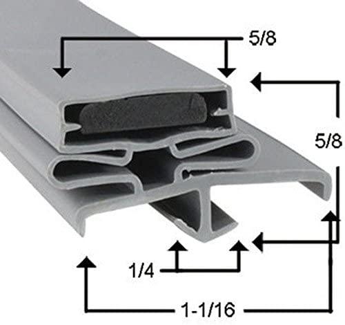 Traulsen Magnetic Door Gasket for Model ARI132LUTFHG