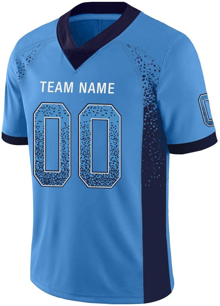 SAIMPU Customized Jerseys to Personalize Your own Men's and Women's/Youth Soccer Uniforms, You can Design Your Team Name and Number