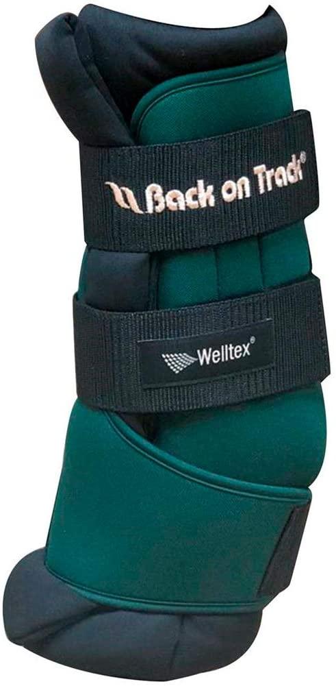 Back on Track Quick Horse Leg Wraps Pair
