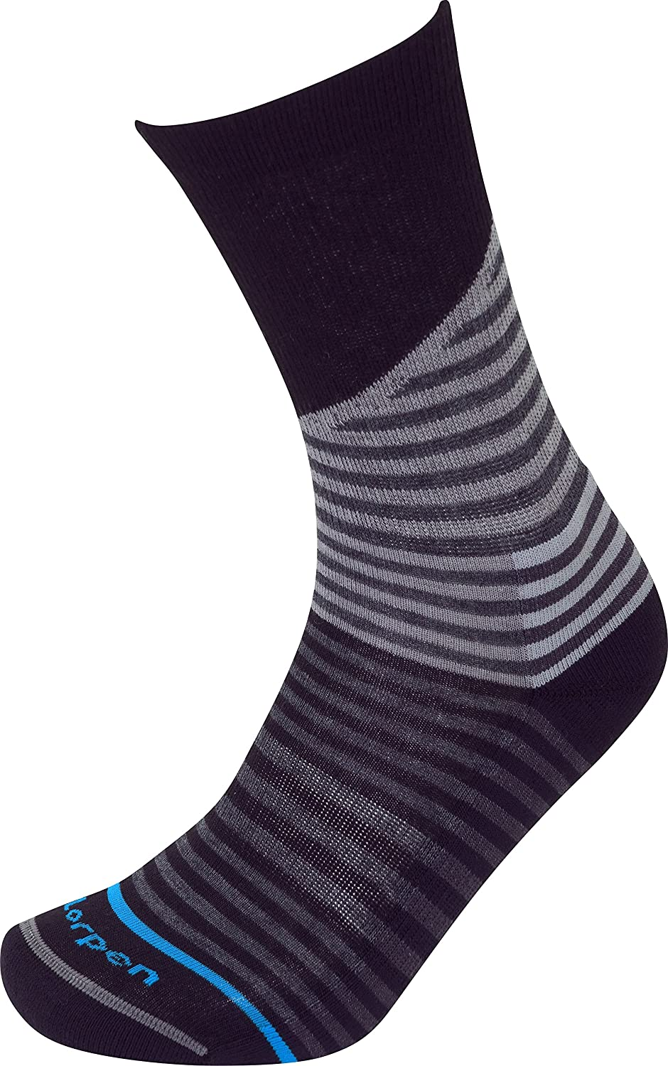Lorpen Men's Lifestyle Stripes Socks