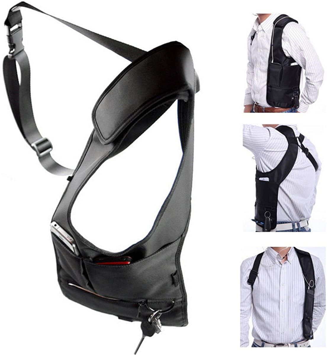 LKXHarleya Multi-Function Men Tactial Portable Bag Racing Hiking Camping Bag