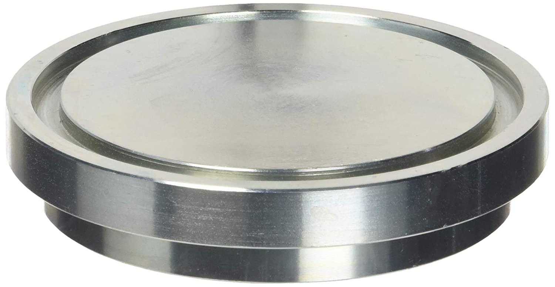 Brennan Industries 1724-40 Steel Flange Plug, Code 61, 2-1/2