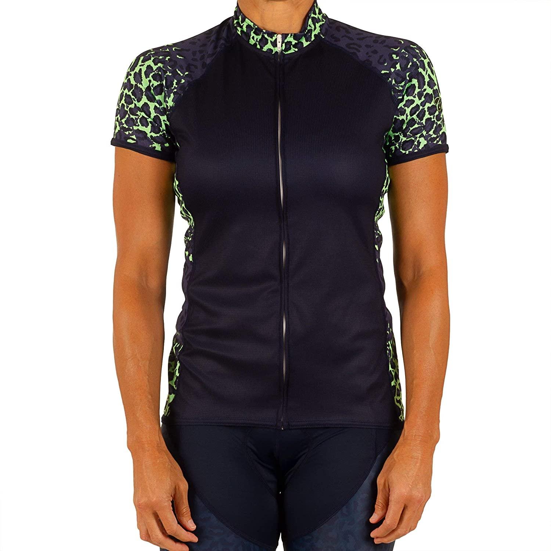 CANARI Women's Dream Short Sleeve Cycling/Biking Jersey