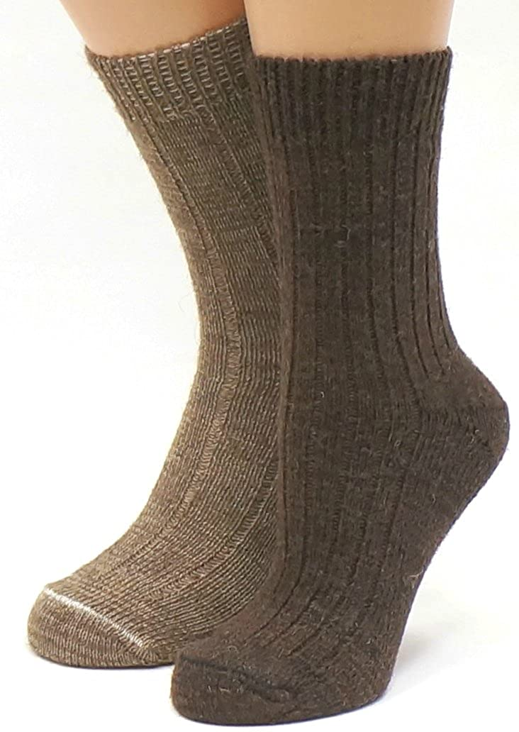 Warm 80% Camel Wool Socks for Extreme Cold Winter Hunting Camping Hiking