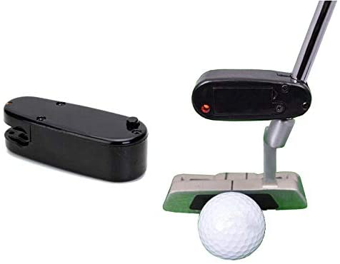 Golf Putter Laser Pointer for Golf Putting Sight Improvement Packed by Gift Box