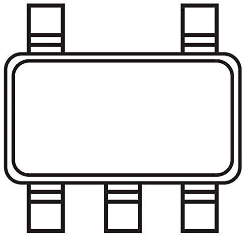 Board Mount Hall Effect / Magnetic Sensors 2.4-3.6V; +/-3.7mT Bipolar Detection (50 pieces)