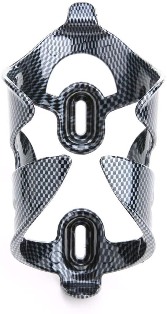 Shelf QIXNBIE Bicycle Bottle Cage Carbon Fiber Water Bottle Holder Bike Cycling Carbon Water Bottle Storage Rack