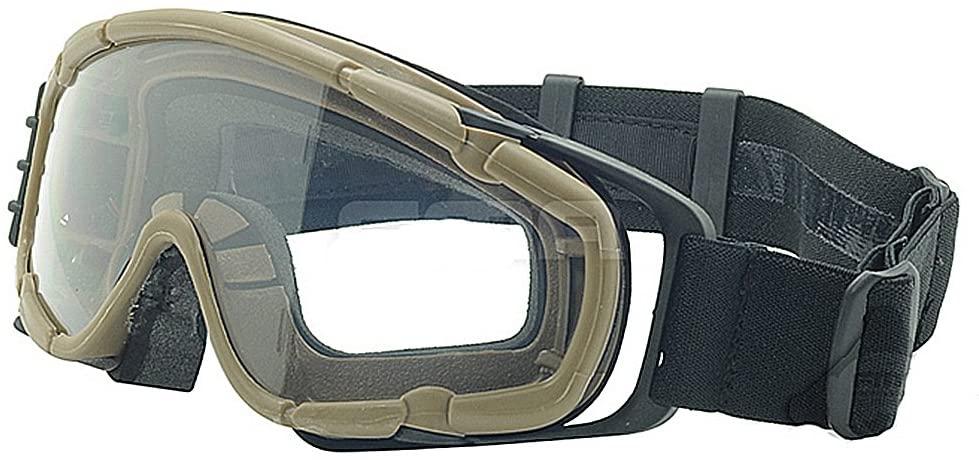 ATAIRSOFT Wind-Shield Protective Airsoft Ski Bike Goggles Mini Fan System