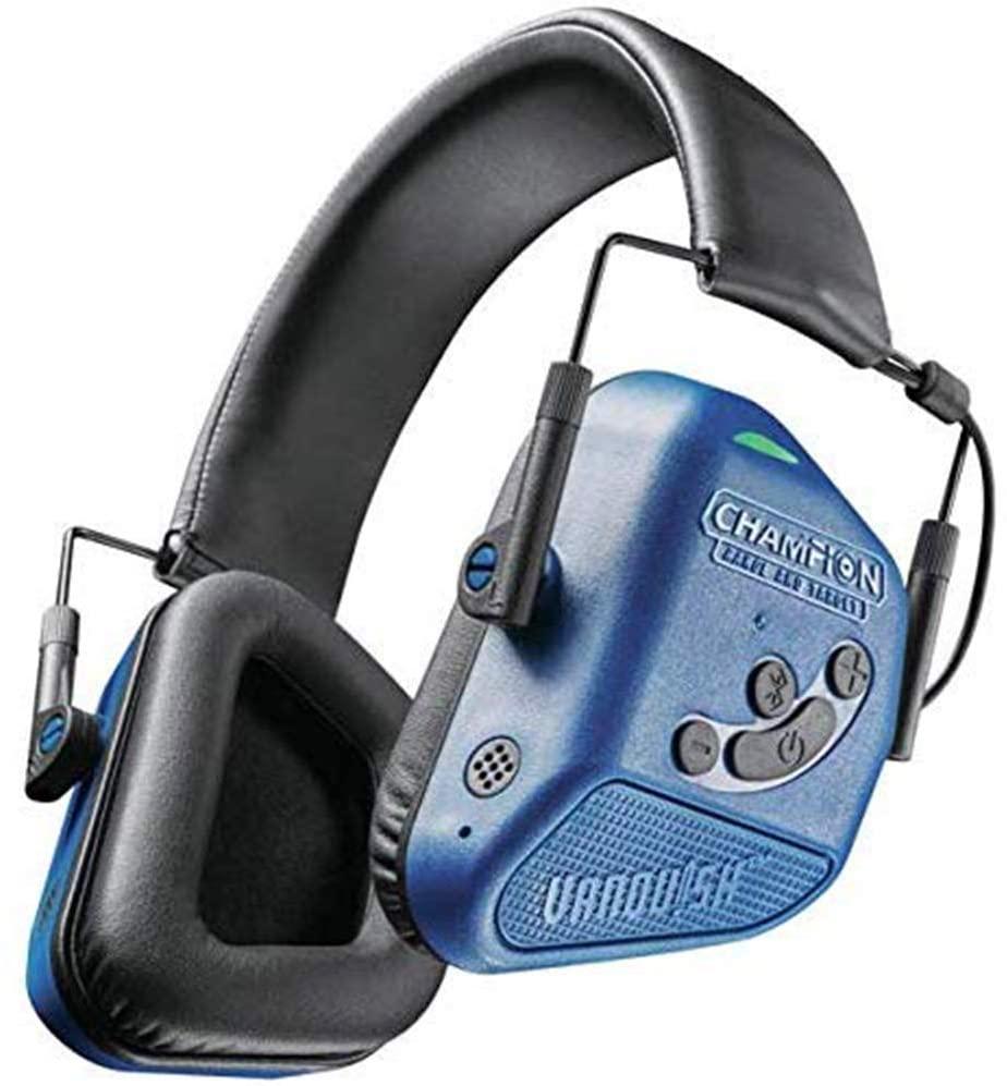 Champion Vanquish Pro Bluetooth Electronic Hearing Protection Muffs