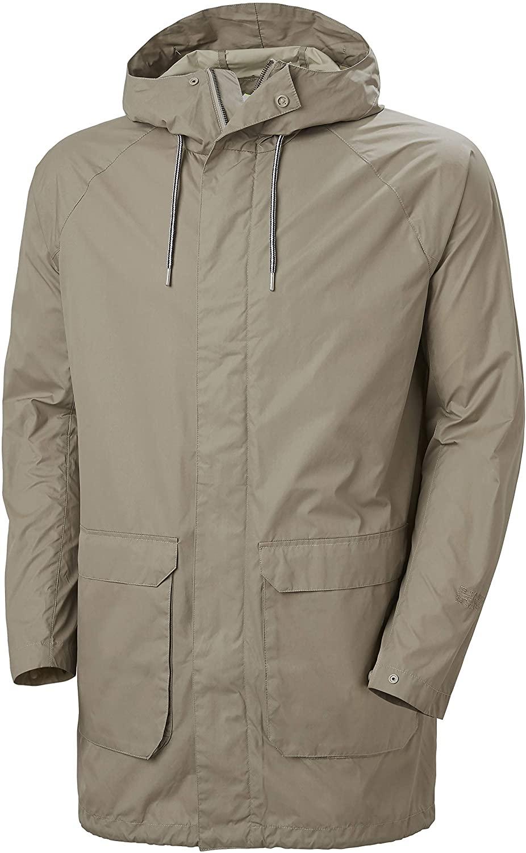 Helly Hansen Mens JPN Summer Coat Jacket