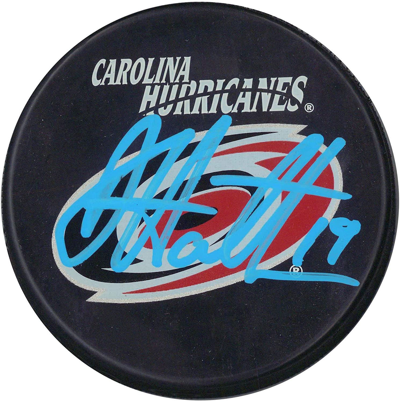 Dougie Hamilton Signed Hockey Puck - Frameworth Logo - Autographed NHL Pucks