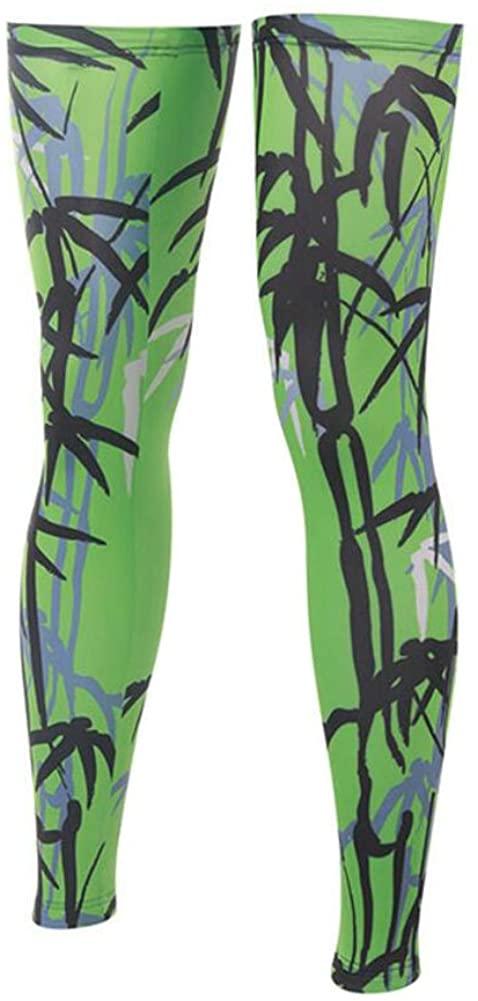 George Jimmy UPF 50+ Cycling/Hiking/Running/Basketball/Golf/Fishing Leg Sleeves XXL-20