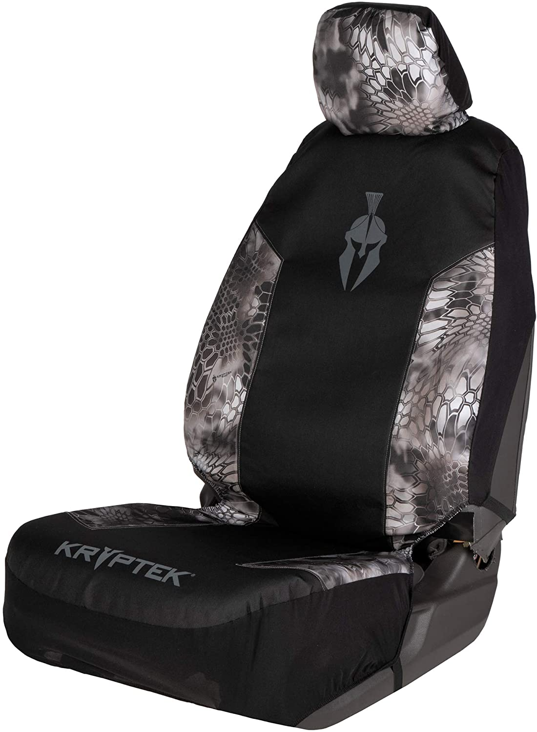 Kryptek Spartan Auto Seat Cover for Car, Truck, and SUV