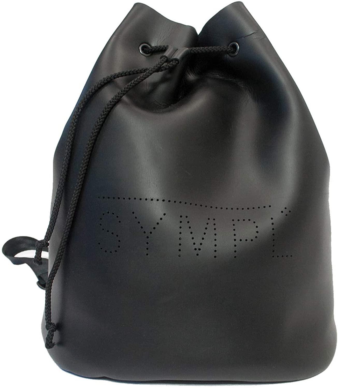SYMPL Neoprene Duffle Bag, Overnight Weekend Travel Bag with Adjustable Shoulder Strap