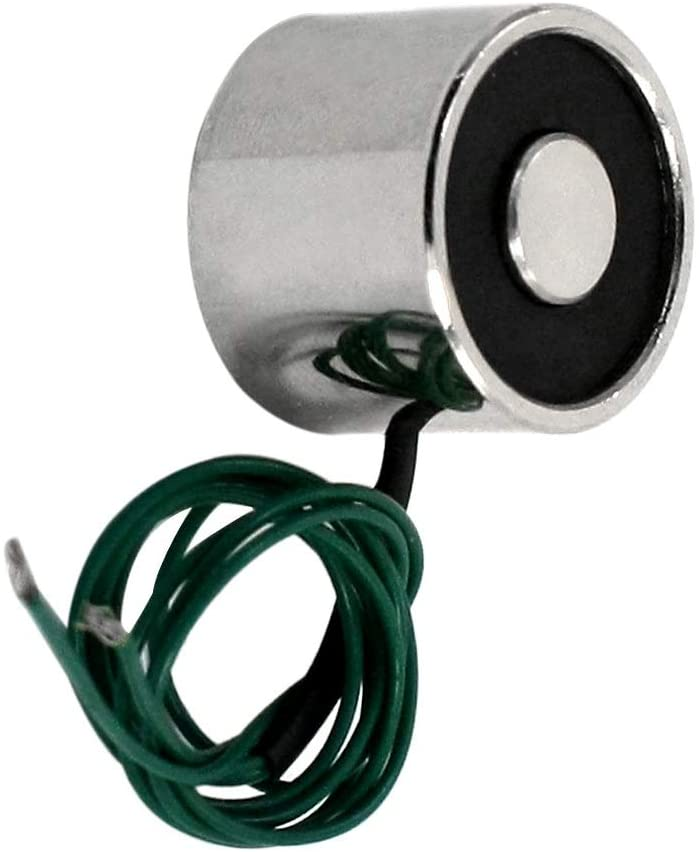 Aexit 12V 0.24A Signal Filters 2.5Kg Electric Lifting Magnet Electromagnet Electromagnetic Interference Filters Solenoid 20x15m_m