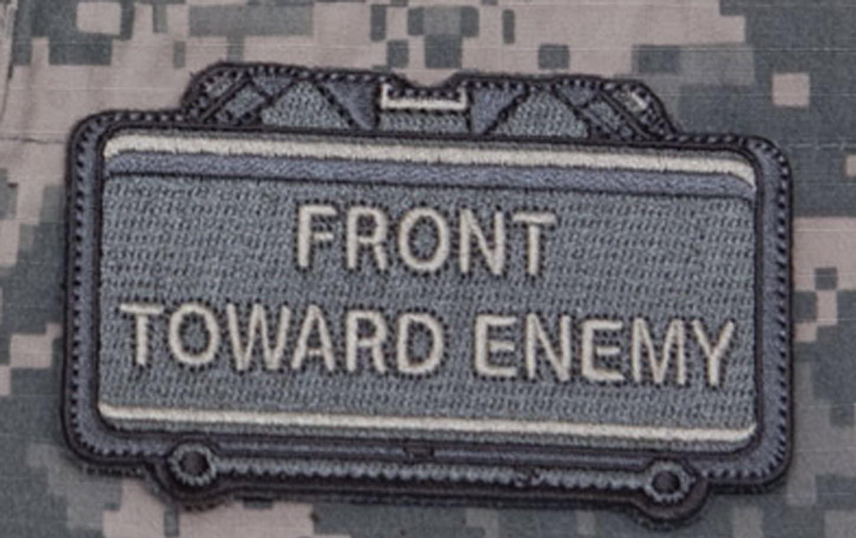 Mil-Spec Monkey Front Toward Enemy Morale Patch-ACU