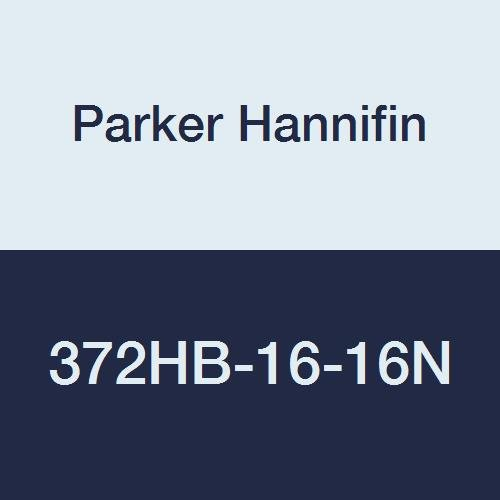 Parker Hannifin 372HB-16-16N Par-Barb Nylon Male Branch Tee Fitting, 1