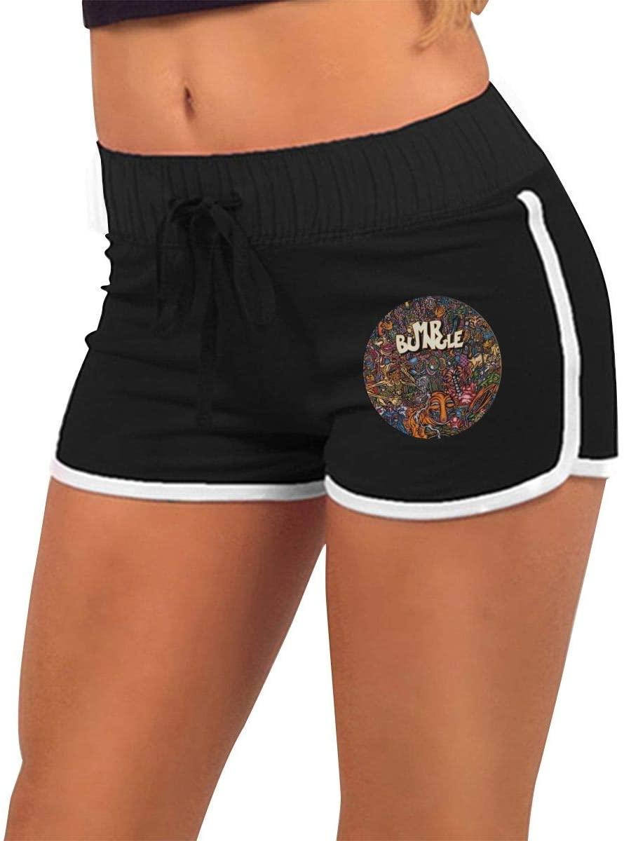 NOT Mr Bungle Band Women's Low Waist Hot Pants