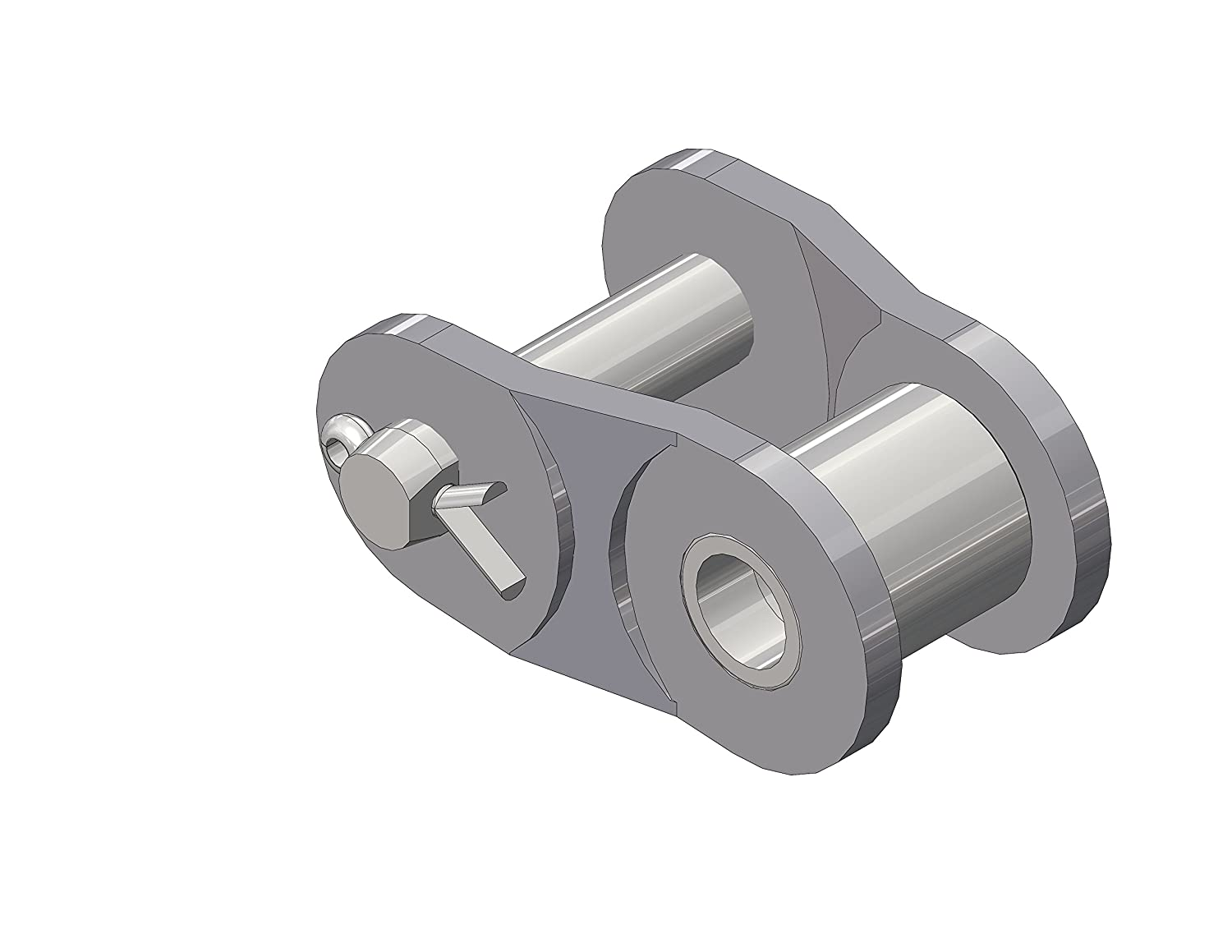 Senqcia Inspire Series 50HOL Heavy Series Offset Link, Single Strand, 1.20