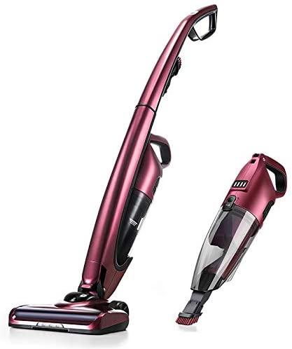 GUAPIHUO Ylijunxcqz Cordless Handheld and Stick Vacuum Cleaner for Home Wireless Aspirator Lithium Charging