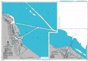 UKHO BA Chart 1751: Argentina, Rio de la Plata, Puerto de Buenos Aires and Puerto La Plata
