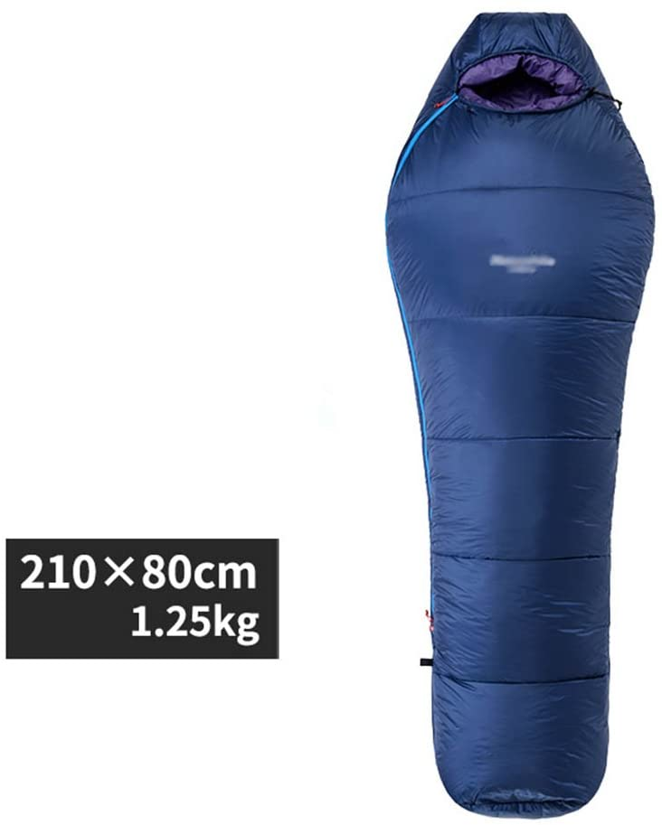 GXL Sleeping Bag, Ultralight Cotton Adult Outdoor Camping Winter Keep Warm Camping