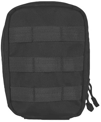 Fox Outdoor First Responder Pouch - Large Black