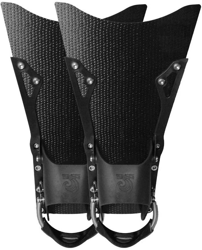 Indigo Industries Paul de Gelder Bionic AF Carbon Fiber Fins