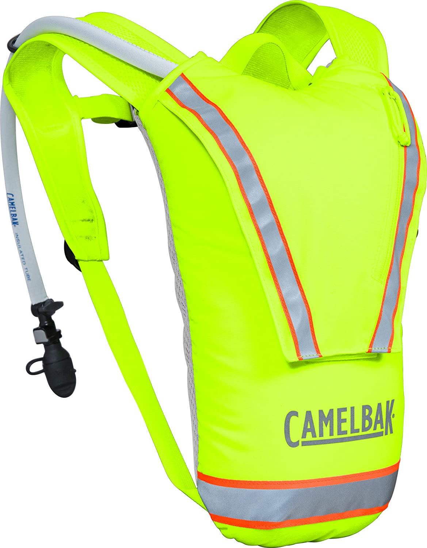 CamelBak Hi-Viz Hydration Pack with 85oz (2.5L) Mil-Spec Crux Reservoir