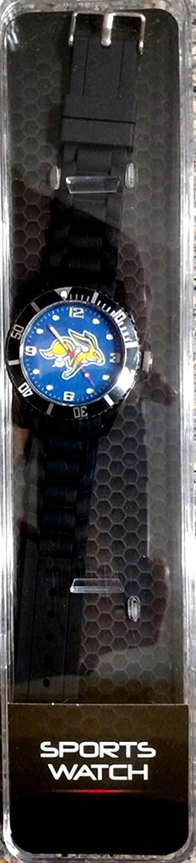 South Dakota State Jackrabbits Spirit Watch Team Color Logo Black Band University of