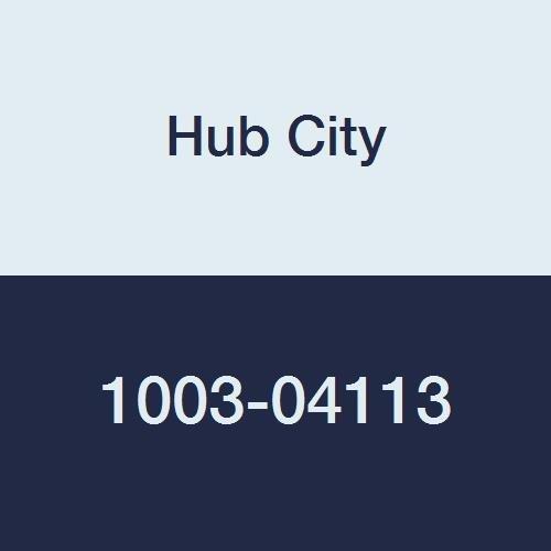 Hub City IndustriaLine 1003-04113 FC250X1-15/16 Flange Cartridge Bearing, 1.94 ID, 3 Height, 8 Length, 8 Width