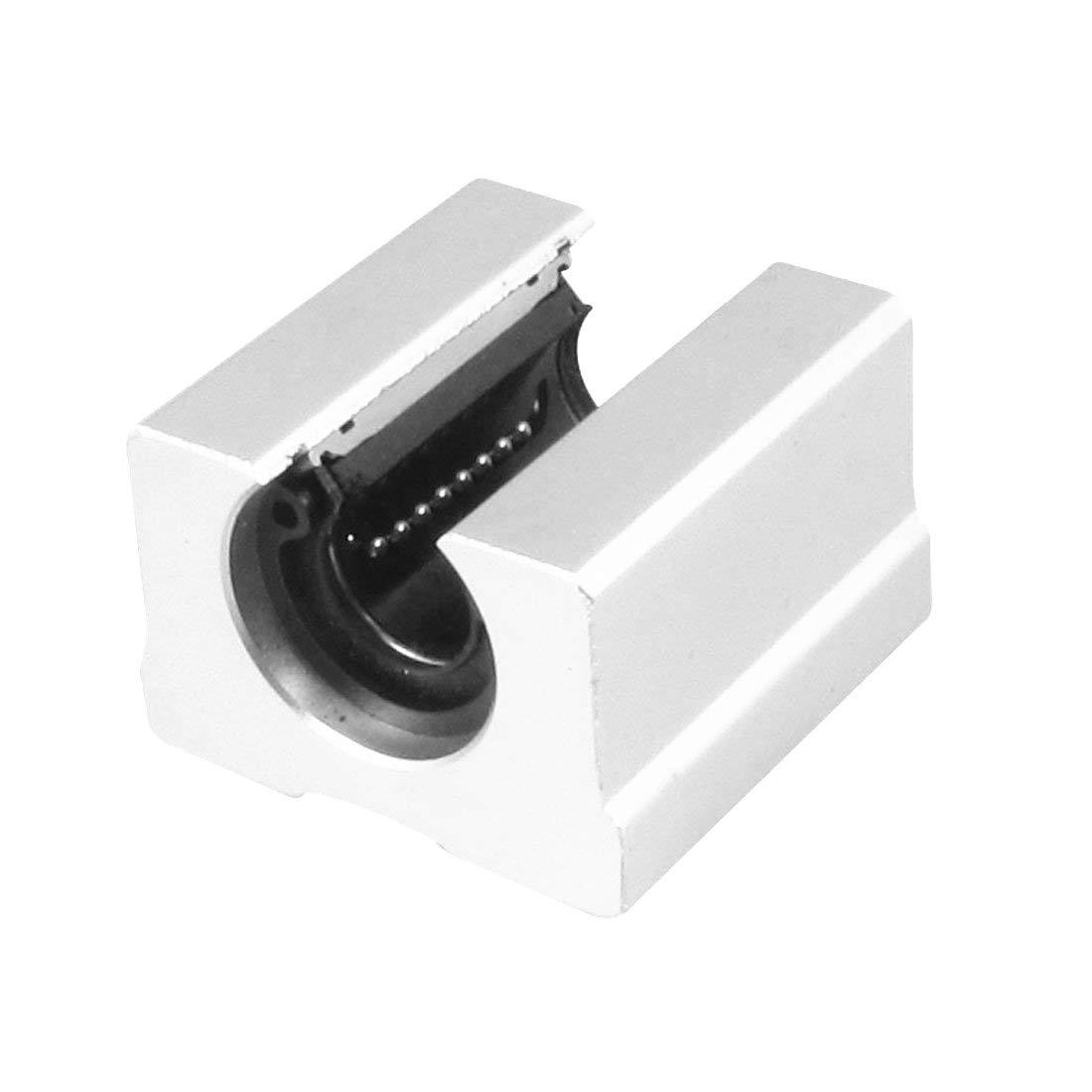 XMHF 16mm Open Linear Bearing SBR16UU Slide Units Bearing Motion Ball Bearing Pillow Block